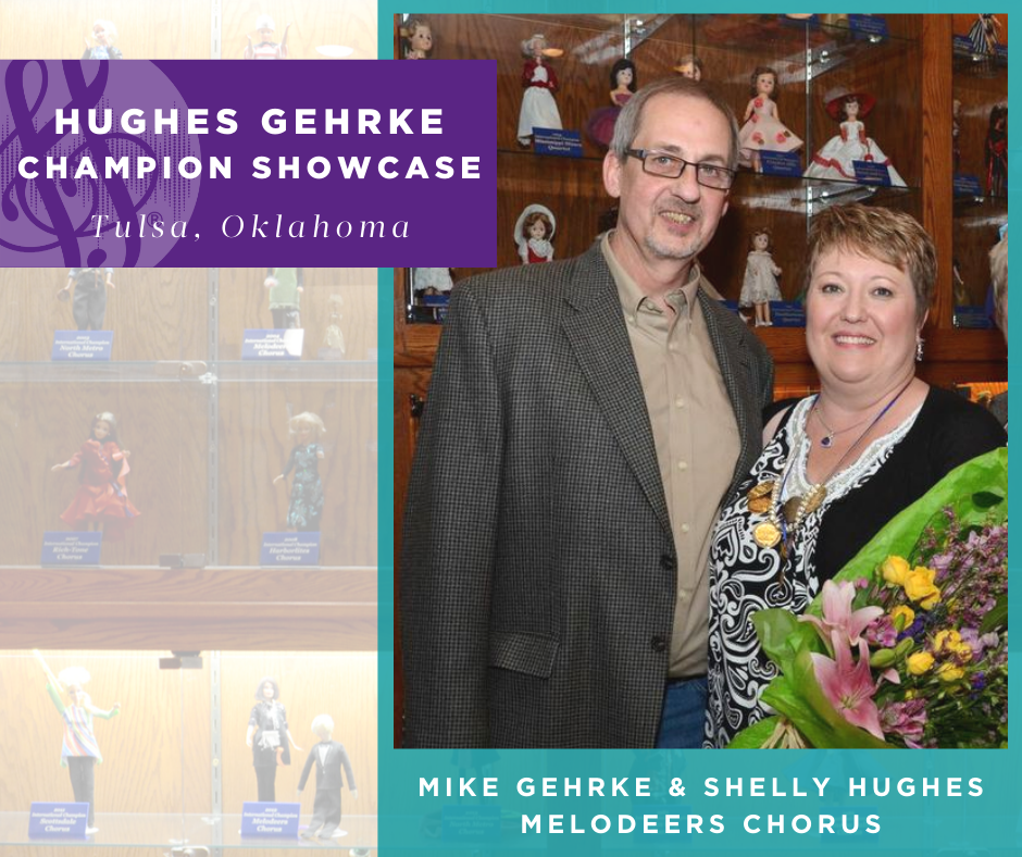 Hughes Gehrke Doll Champion Showcase