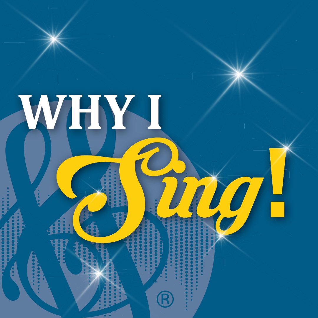 Why I Sing - 75th Anniversary Celebration