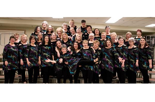 """Tuning in with a chorus director"" feat. Vocal Harmonix"