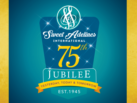 Sweet Adelines 75th Anniversary Celebration