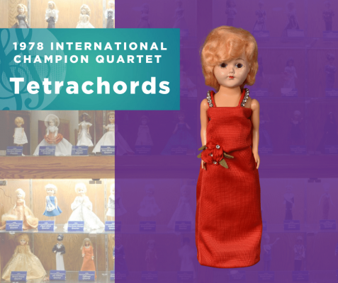 1978 Quartet Doll, Tetrachords