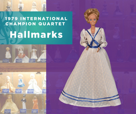 1979 Quartet Doll, Hallmarks