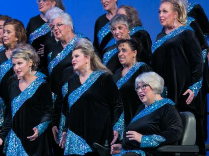 Sweet Adelines Motor City Blend